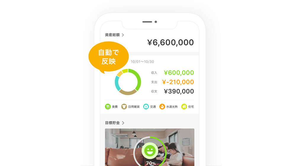 OsidOri(オシドリ)カップル・夫婦のお金も個人のお金もアプリひとつで